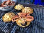 Seafood Stew with Crab at La Playa Ecuador