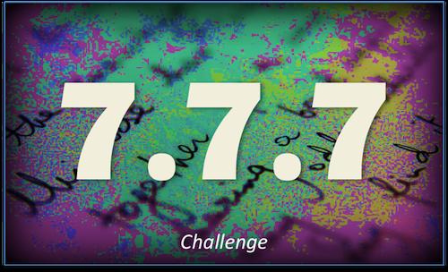 7.7.7 Challenge Christa Wojo My Sweet Delirium, The Sculptor of New Hope