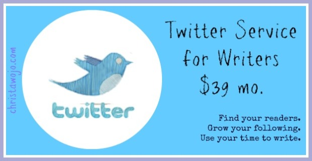 Twitter for Writers/Authors