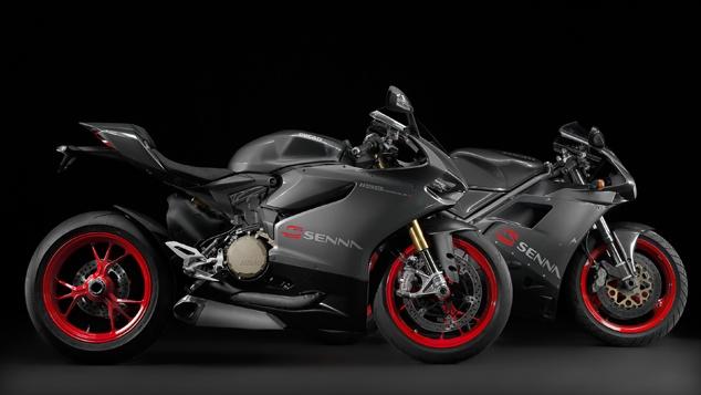 Motorcycle porn.