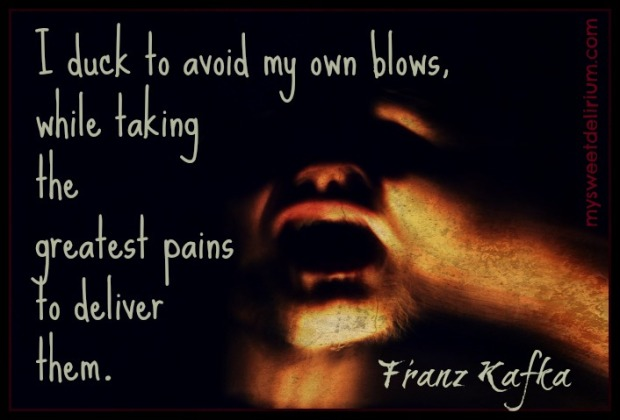 Franz Kafka quotes Letters to Felice