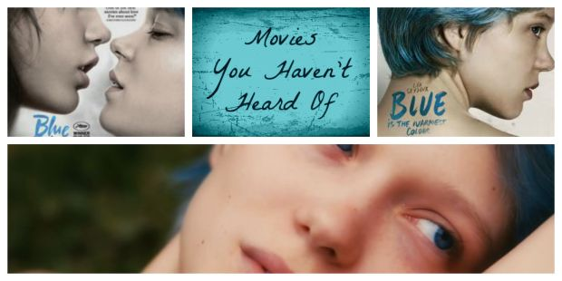 Blue is the Warmest Color Collage