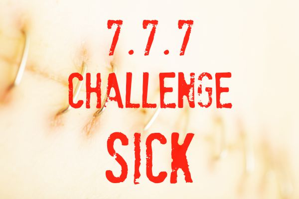 Seven Lines from SICK a novella by chirsta wojo