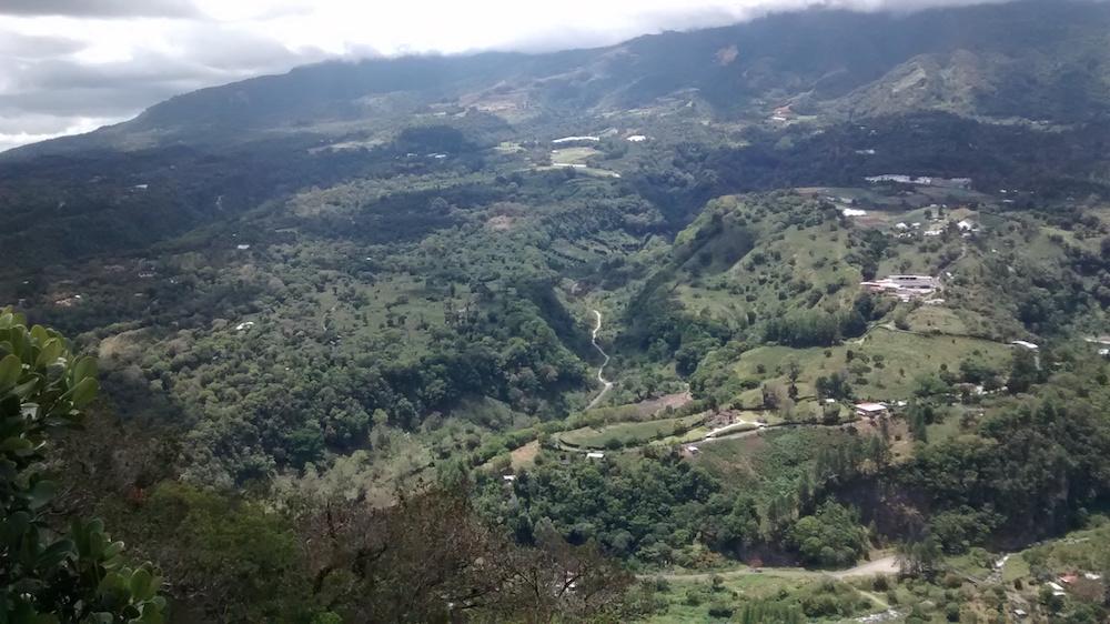 Piedra de Lino hike
