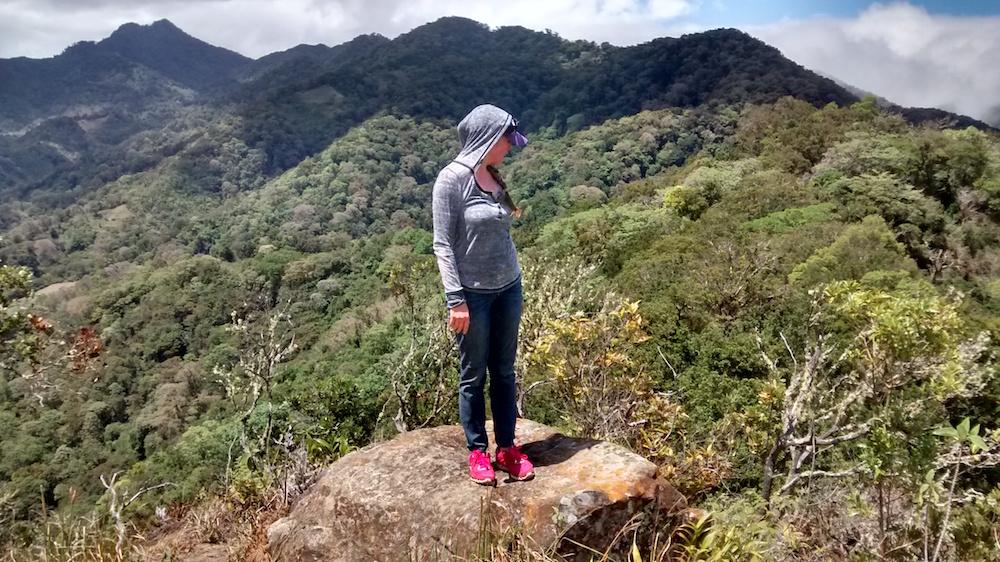 hiking Piedra de Lino
